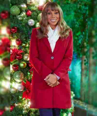 The Christmas Doctor Dr. Zoey Red Coat