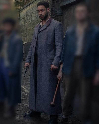 The Irregulars John Watson Coats