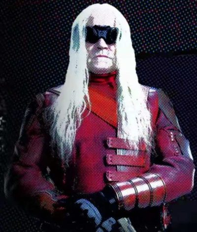 The Suicide Squad 2 Savant Red Jacket