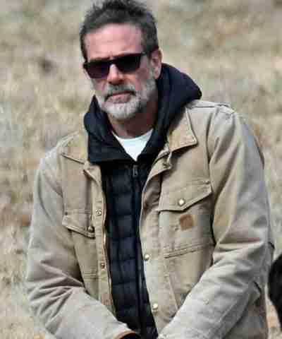 The Unholy Gerry Fenn Jacket
