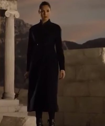Zack Snyders Justice League Diana Coat