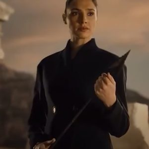 Zack Snyders Justice League Diana Prince Coat
