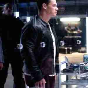 fast and furious 9 john cena leather jacket