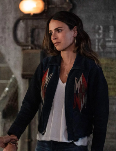 fast and furious 9 jordana brewster jacket