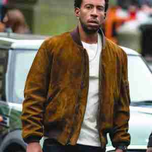 fast and furious 9 tej parker leather jacket
