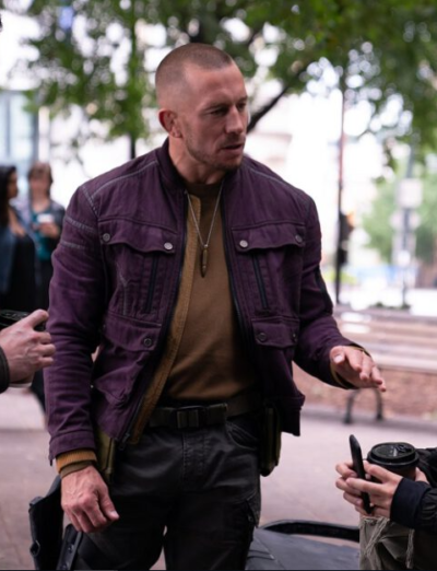 georges batroc the falcon and the winter soldier georges st-pierre purple jacket
