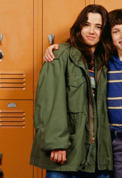 lindsay weir freaks and geeks linda cardellini military green jacket