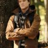 lucas till macgyver season 03 brown hooded jacket