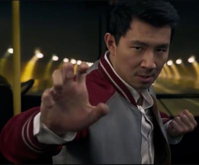 shang-chi and the legend of the ten rings simu liu varsity jacket