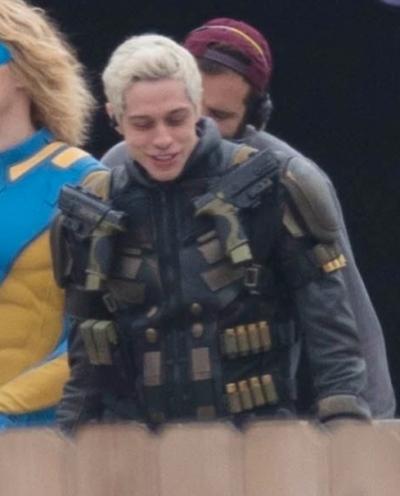 the suicide squad blackguard leather jacket