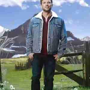 Big Sky Ryan Phillippe Denim Jacket