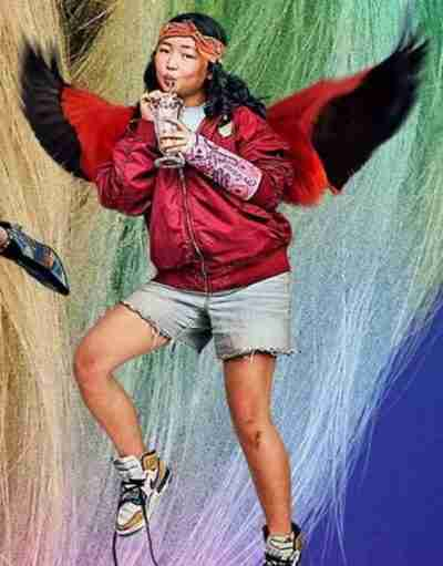 Birds of Prey Cassandra Cain Parachute Jacket