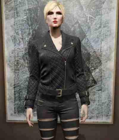 GTA 6 Female Protagonist Jacket