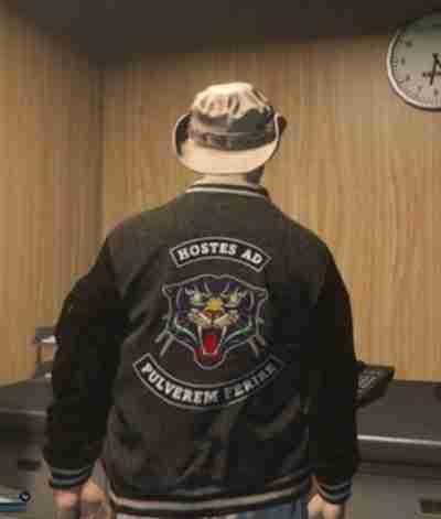 GTA 6 Panther Jacket