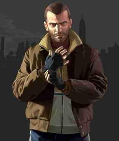 GTA IV Niko Bellic Jacket
