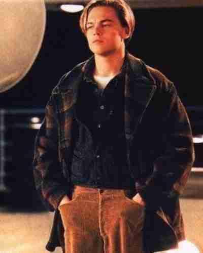 Leonardo Dicaprio Titanic Coat