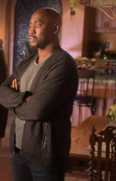 Lucifer S05 D.B. Woodside Grey Jacket