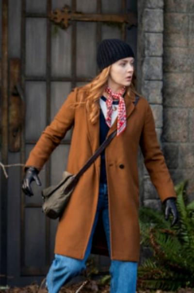 Nancy Drew Kennedy McMann Coat