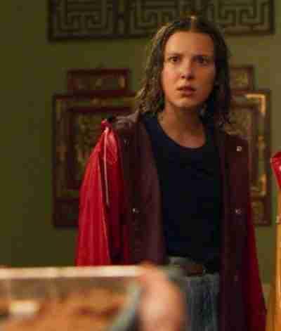Stranger Things Season 04 Eleven Hooded Coat
