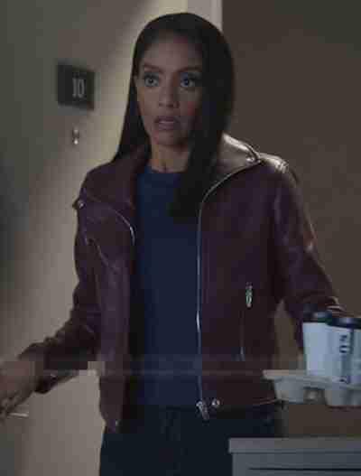 Supergirl Kelly Olsen Leather Jacket