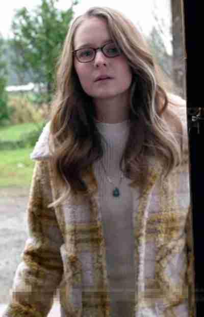 Supergirl S06 Young Kara Danvers Plaid Jacket