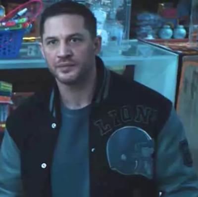 Venom Let There Be Carnage Detroit Varsity Jacket