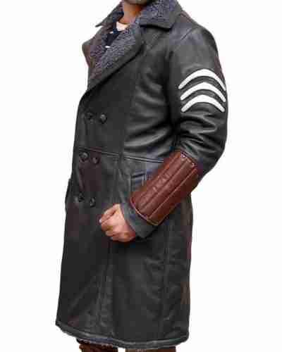 Captain Boomerang Jai Courtney The Suicide Squad Coat
