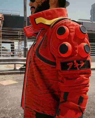 cyberpunk 2077 akira capsule jacket