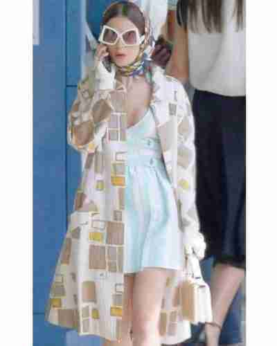 emily cooper tv-series emily in paris s02 lily collins trench coat