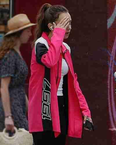 emily in paris s02 emily cooper pink jacket