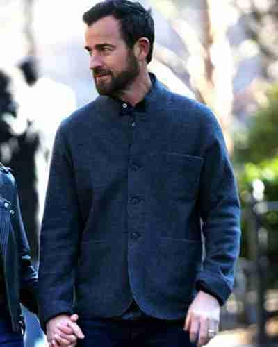 false positive justin theroux blazer