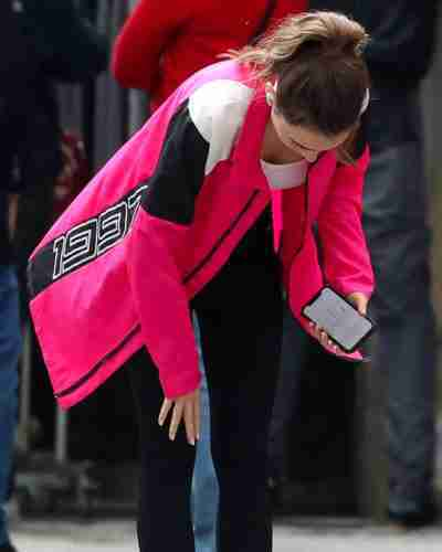 lily cooper emily in paris s02 emily cooper 1997 pink jacket
