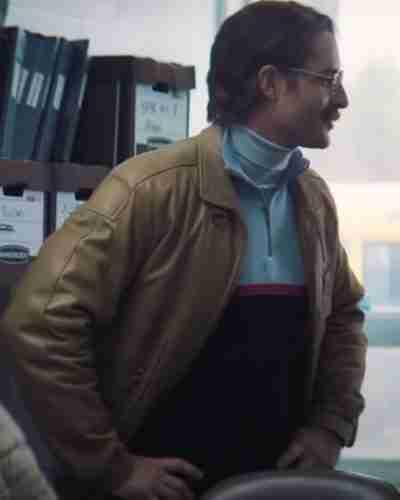 rothbauer the exchange justin hartley jacket