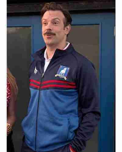 ted lasso jason sudeikis jacket