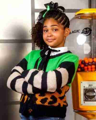 tv-series icarly jaidyn triplett sweater