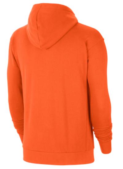 wnba orange hoodie