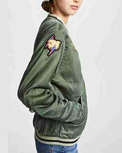 you victoria pedretti love quinn jacket
