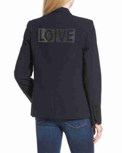 jill biden first lady love jacket