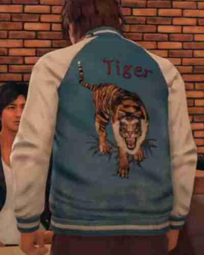 judgement tiger varsity jacket