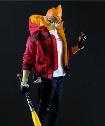 no fear no mercy goku hooded jacket