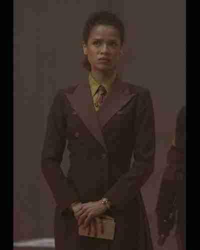 ravonna renslayer tv series loki 2021 gugu mbatha-raw coat