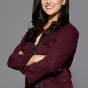 Brooklyn Nine-Nine Melissa Fumero Maroon Jacket