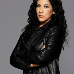 Brooklyn Nine-Nine Stephanie Beatriz Black Leather Jacket