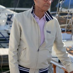 Chesapeake Shores Malcolm Stewart White Jacket