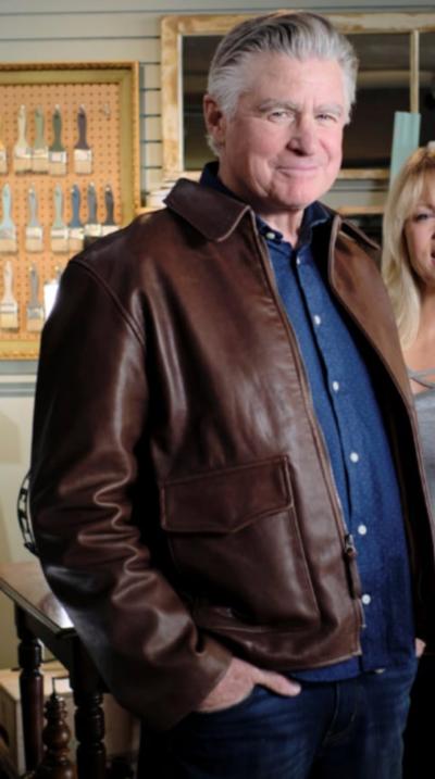 Chesapeake Shores Treat Williams Jacket