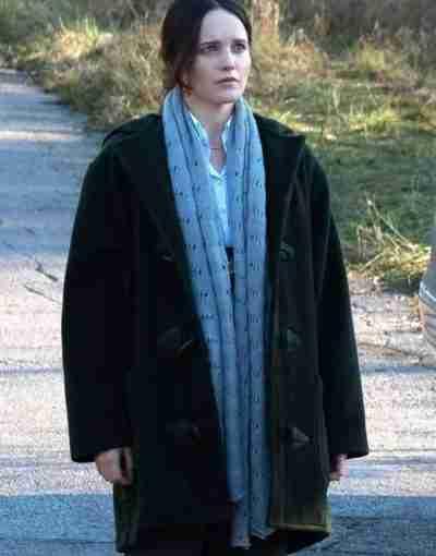 Clarice 2021 Rebecca Breeds Coat