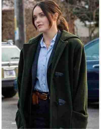 Clarice 2021 Rebecca Coat