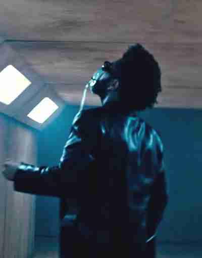 The Weeknd Take My Breath Black Coat