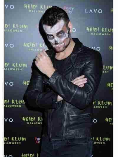 Adam Lambert Halloween Party Jacket