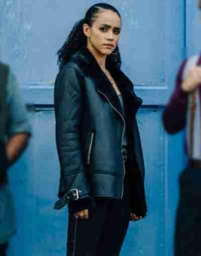 Army Of Thieves 2021 Nathalie Emmanuel Jacket